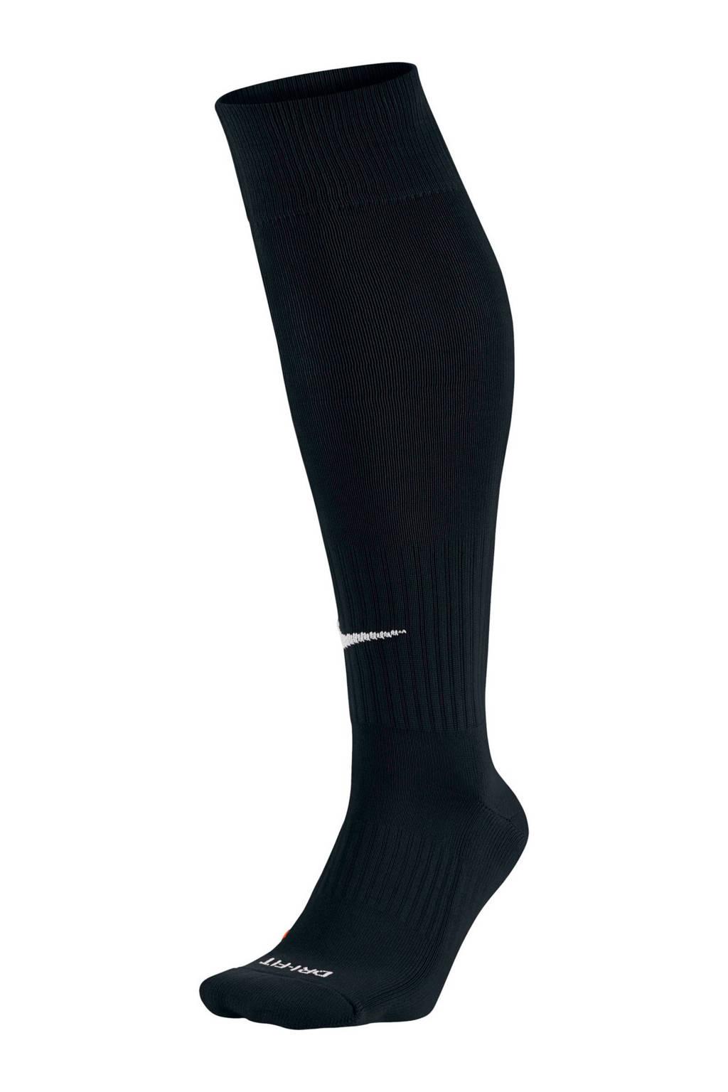 Nike   voetbalsokken zwart, Zwart