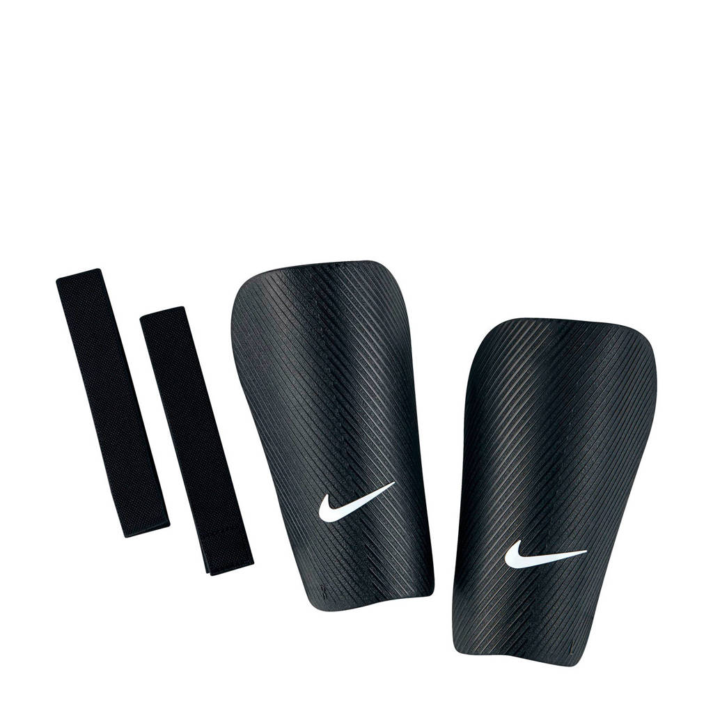 Nike   scheenbeschermers NK J GUARD-CE zwart, Zwart/wit