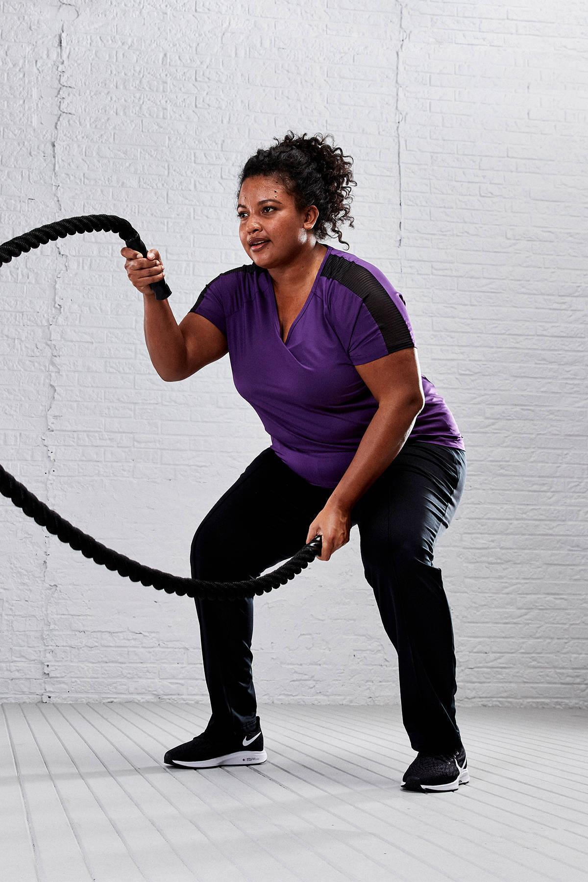 Nike Legend Trainer Legend Trainer sportschoenen zwartwit