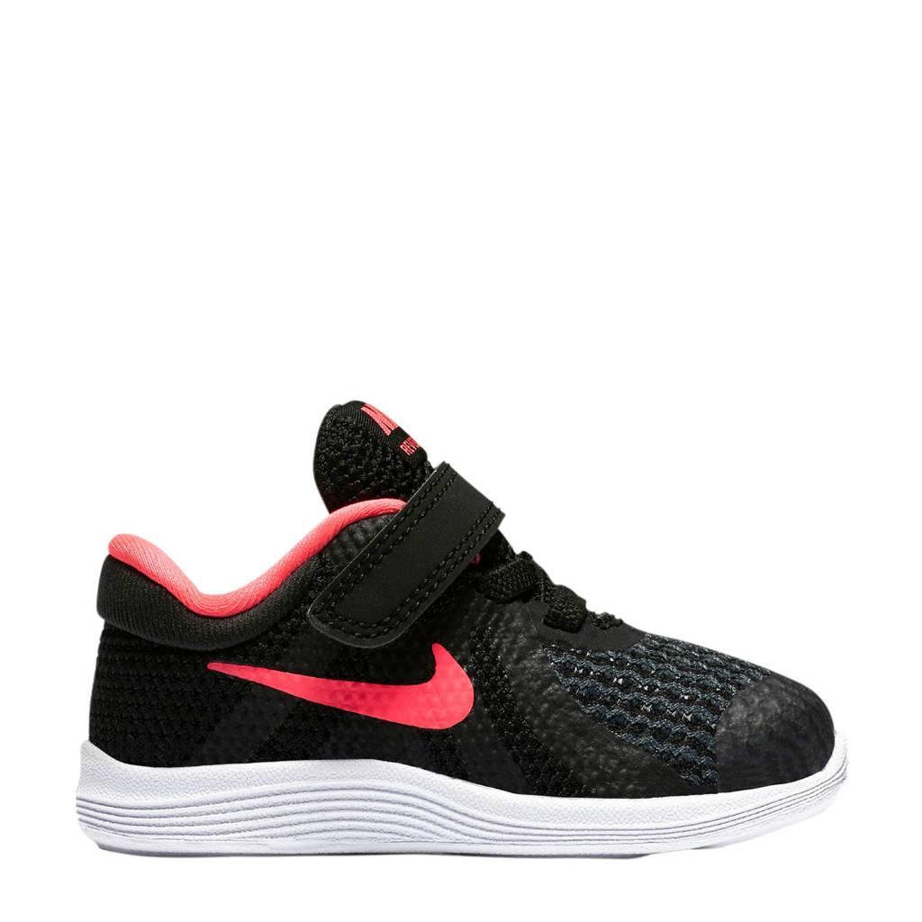 Nike  REVOLUTION 4 (TDV) sneakers roze/zwart, Roze/zwart