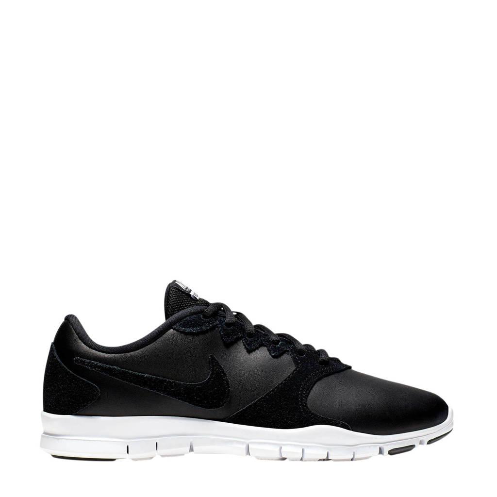 Nike   Flex Essential fitness schoenen zwart, Zwart