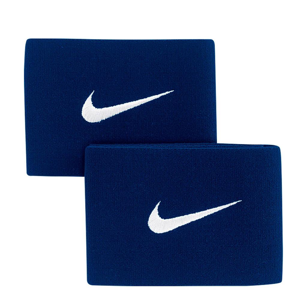 Nike   scheenbeschermers Guard Stay II donkerblauw, Donkerblauw