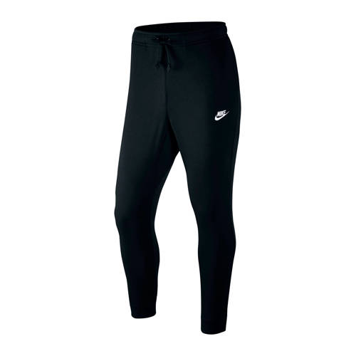 Nike regular fit joggingbroek zwart