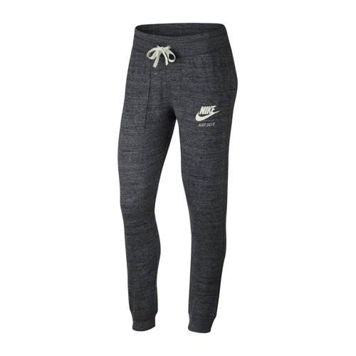 Nike regular fit joggingbroek antraciet