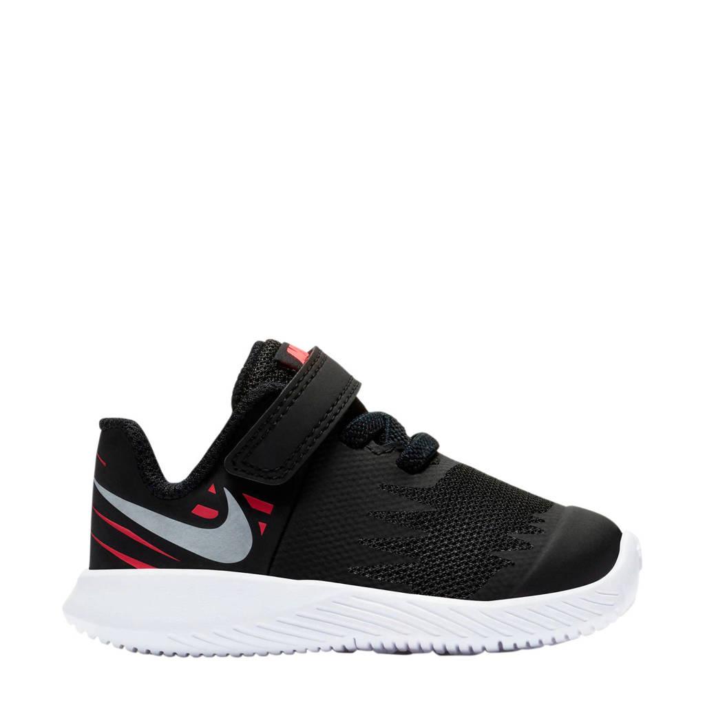 Nike STAR RUNNER (TDV) sneakers zwart/grijs/roze, Zwart/grijs/roze
