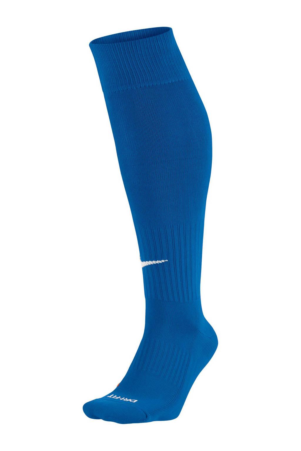 Nike   voetbalsokken blauw, Blauw