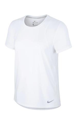 hardloopshirt wit