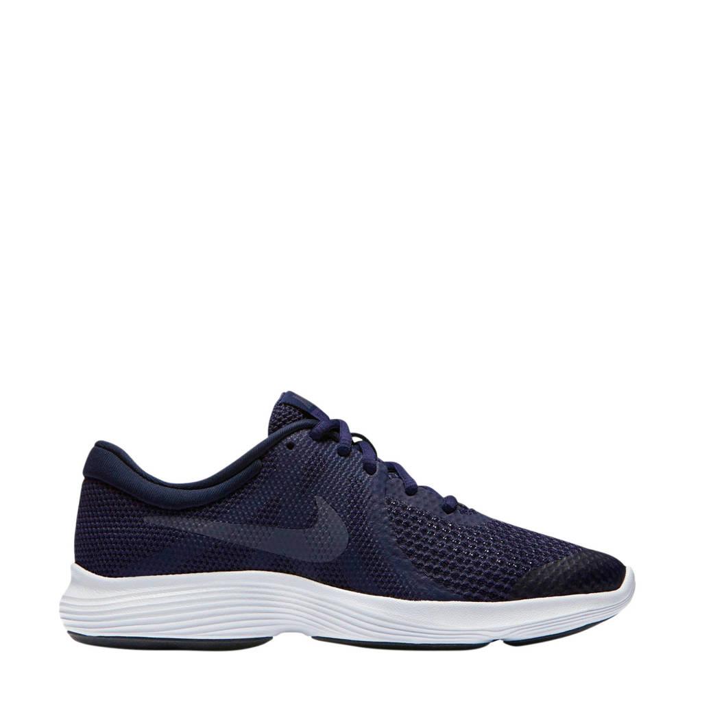 Nike  REVOLUTION 4 (GS) sneakers donkerblauw, Donkerblauw