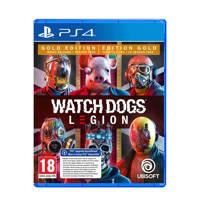 Watch Dogs Legion Gold editie (PlayStation 4), -