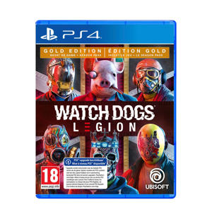 Watch Dogs Legion Gold editie (PlayStation 4)