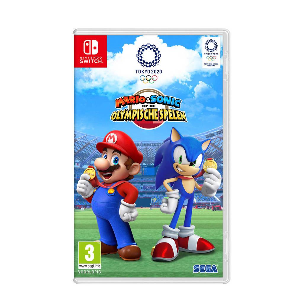 Mario & Sonic op de Olympische Spelen: Tokio 2020 (Nintendo Switch), -