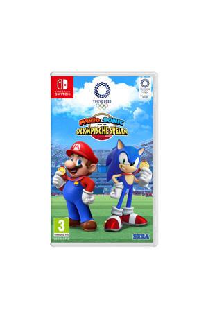 Mario & Sonic op de Olympische Spelen: Tokio 2020 (Switch)