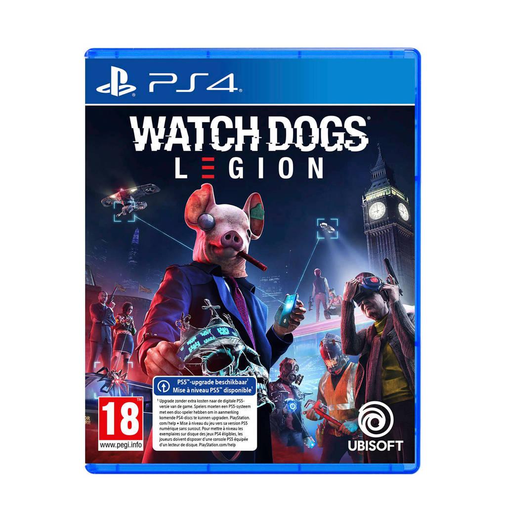 Watch Dogs Legion Standaard editie (PlayStation 4), -