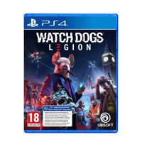 Watch Dogs Legion Standaard editie (PlayStation 4), N.v.t.