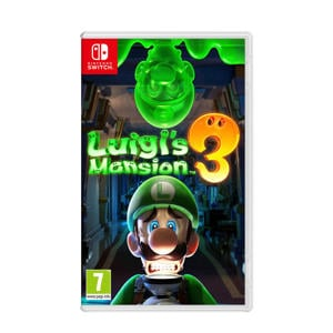 Luigi's Mansion 3 Switch (Switch)