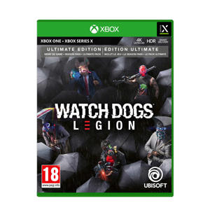Watch Dogs Legion Ultimate editie (Xbox One)