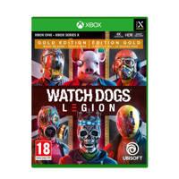 Watch Dogs Legion Gold editie (Xbox One), N.v.t.