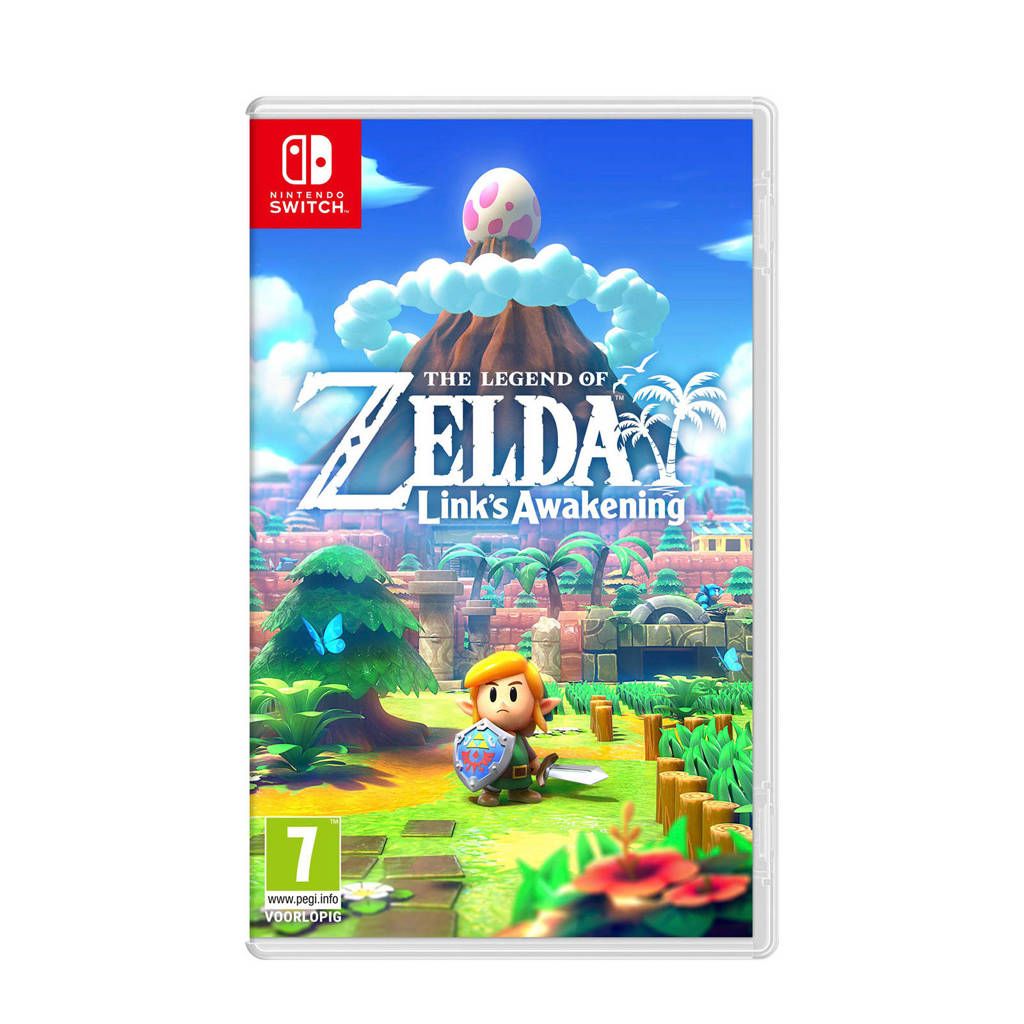 The Legend of Zelda: Link's Awakening (Nintendo Switch), -