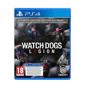 Watch Dogs Legion Ultimate editie (PlayStation 4)