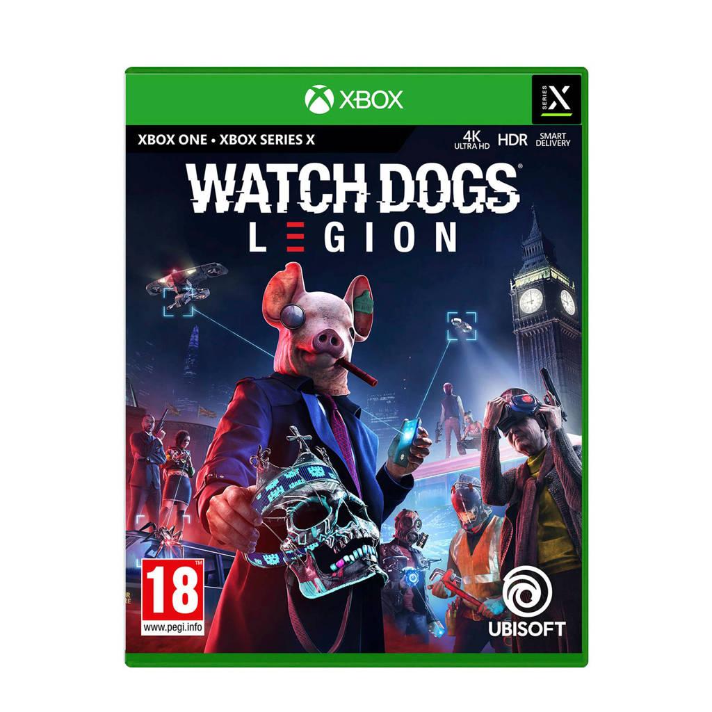 Watch Dogs Legion Standaard editie (Xbox One), N.v.t.