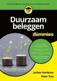 Duurzaam beleggen voor Dummies - Jochen Harkema en Peter Tros