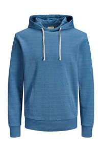 JACK & JONES ESSENTIALS hoodie blauw, Blauw