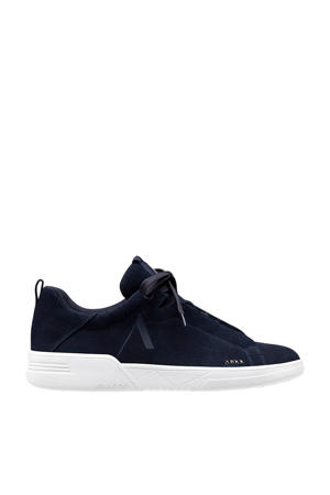 Uniklass Suede C-S18 sneakers donkerblauw