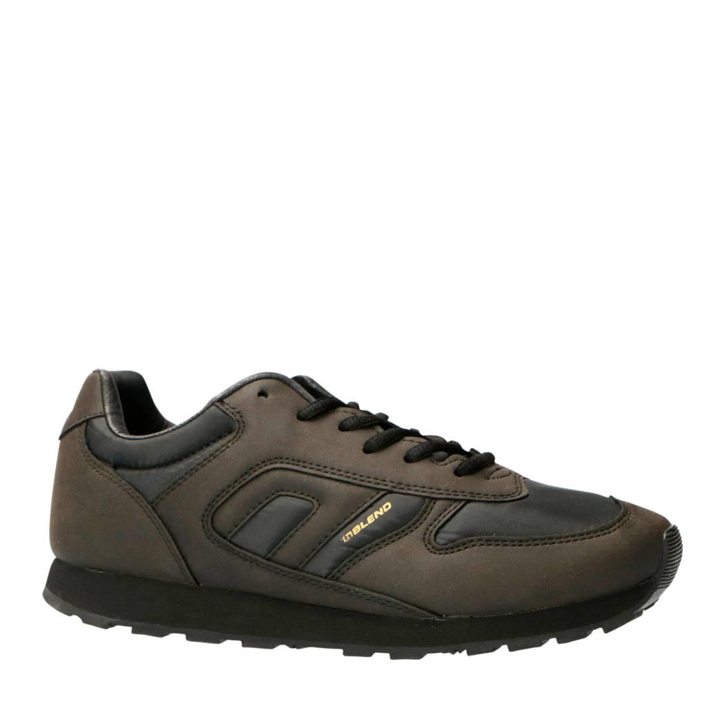Blend   20708803 sneakers, Zwart