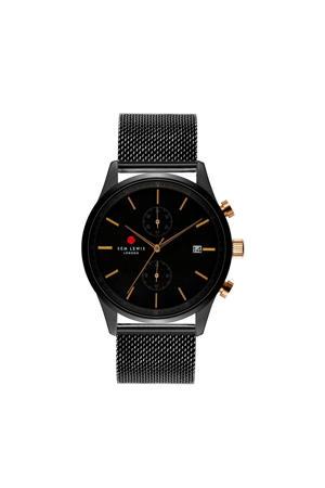 chronograaf  SL1100024 zwart