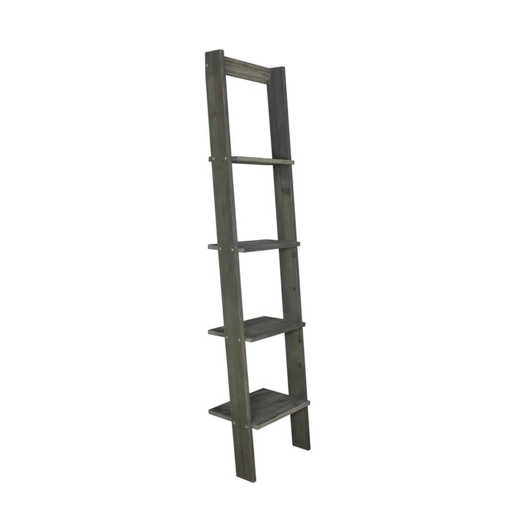 Bopita wandrek ladder basic wood grey wash, Grey Wash