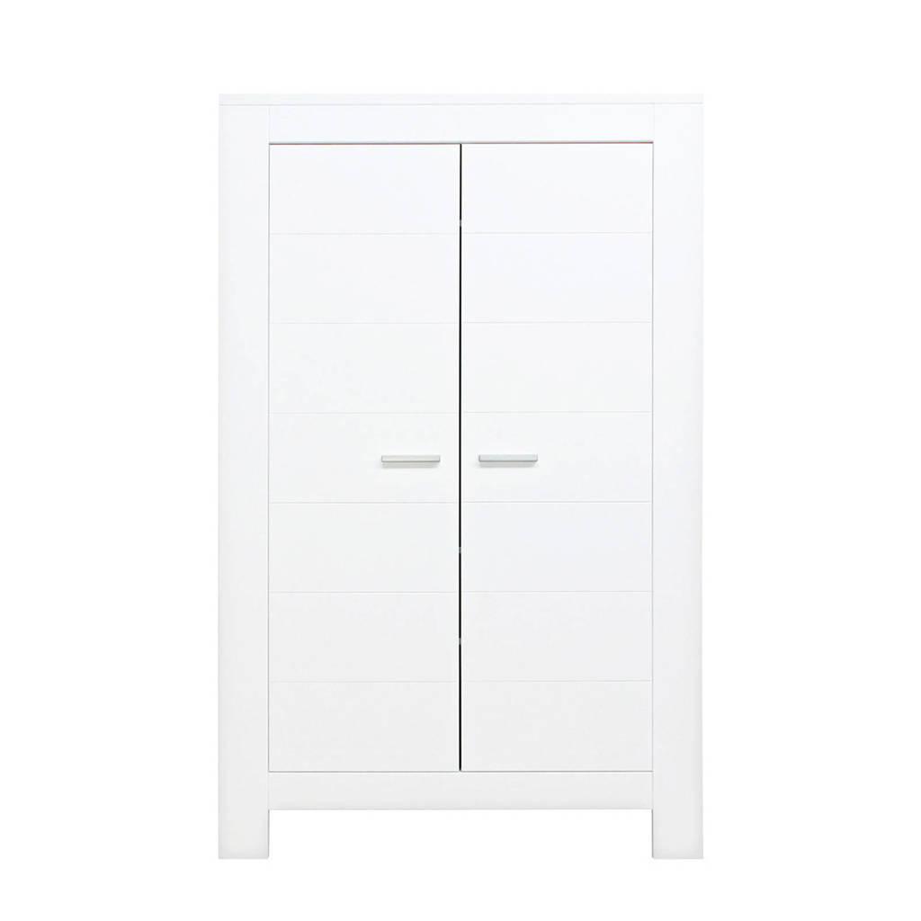Bopita 2-deurskast Merel wit, Wit