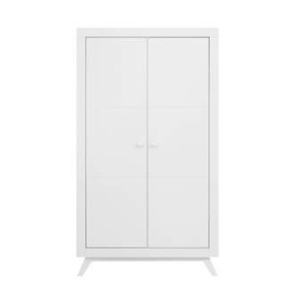 2-deurskast Fiore wit