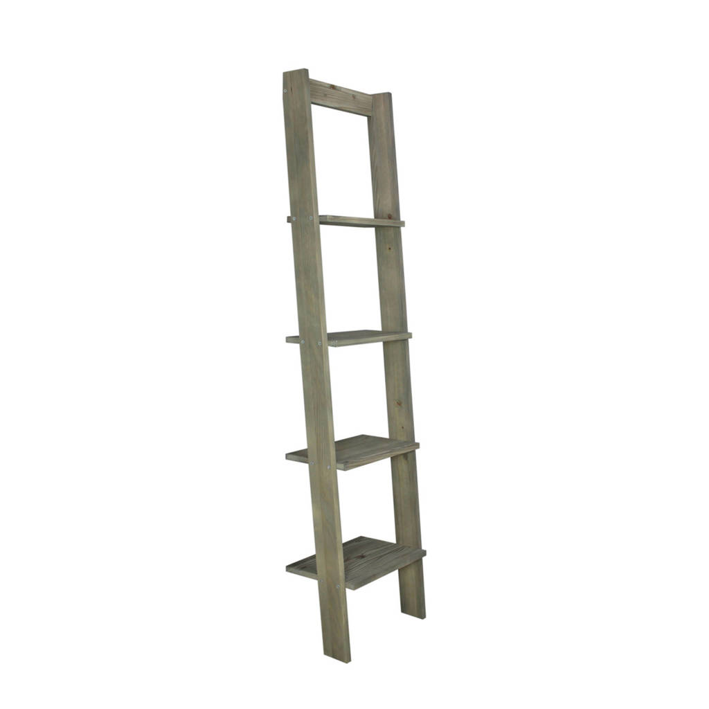 Bopita wandrek ladder basic wood stone wash, Stone wash