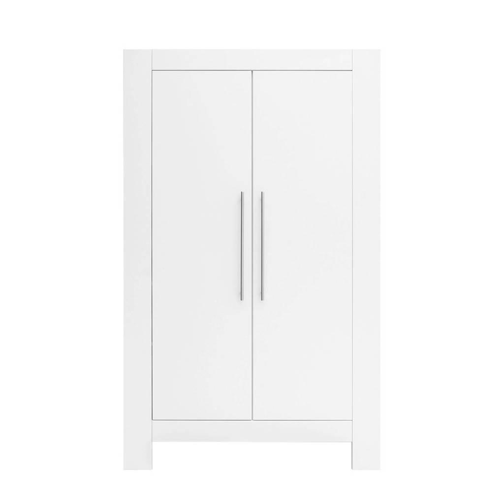 Bopita 2-deurskast Verona wit, Wit