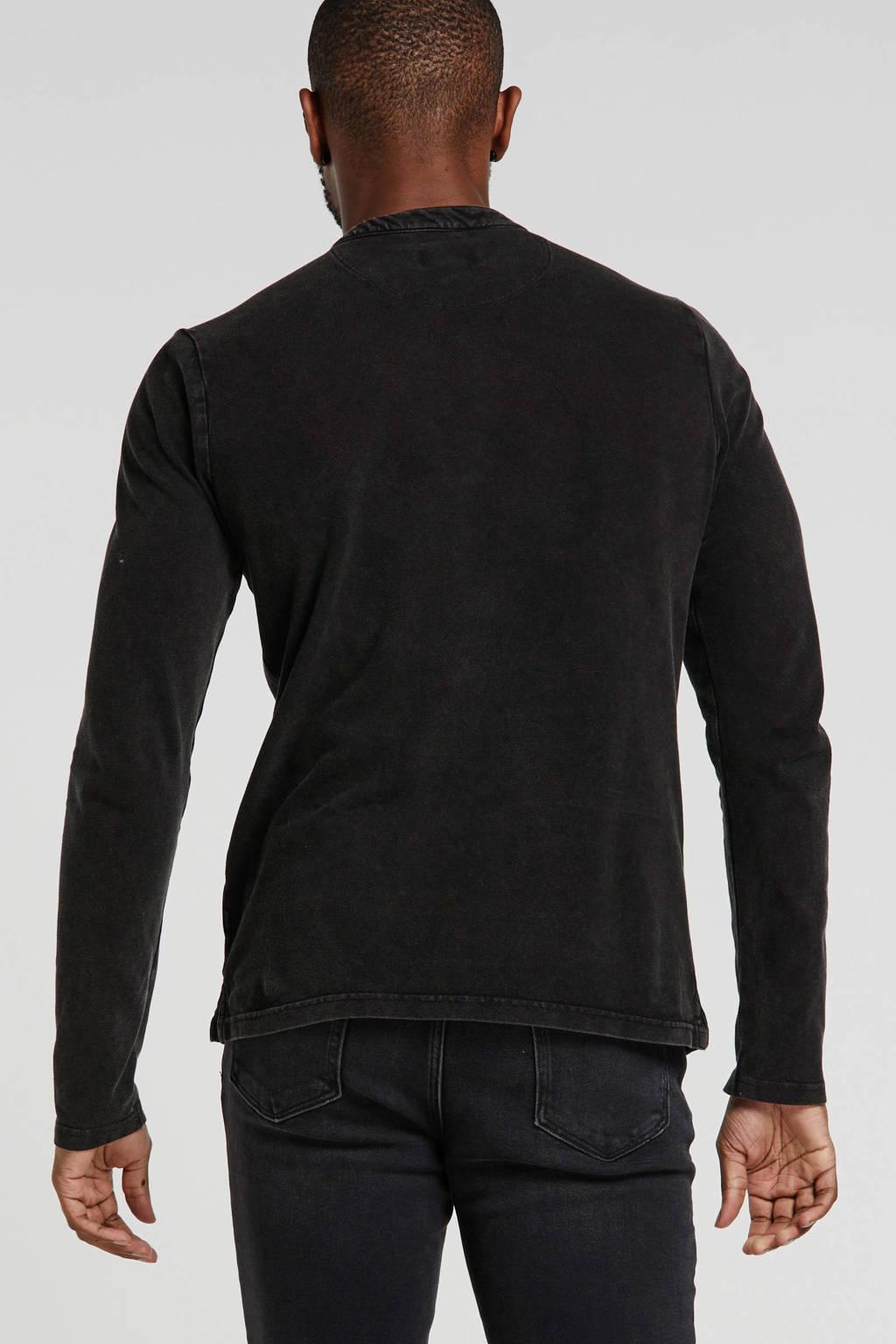 Cars sweater antraciet, Antraciet