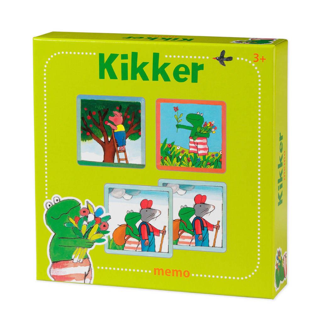 De wereld van Kikker memo kinderspel