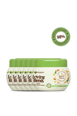 oedende Amandelmelk Yoghurt Masker - 6x 300 ml multiverpakking