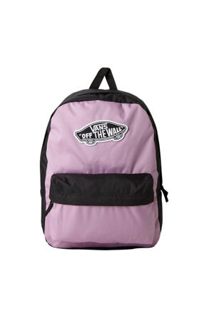 Realm Backpack rugzak lila/zwart