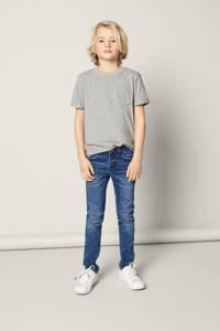NAME IT KIDS regular fit jeans Pete, Dark blue denim