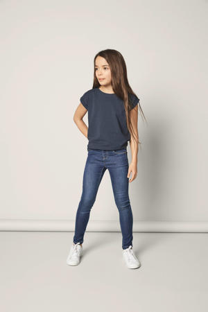 legging Polly dark blue denim