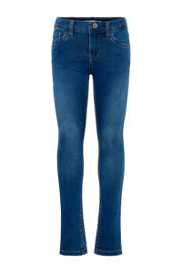 NAME IT KIDS x-slim fit jeans Theo Thayer, Dark blue denim