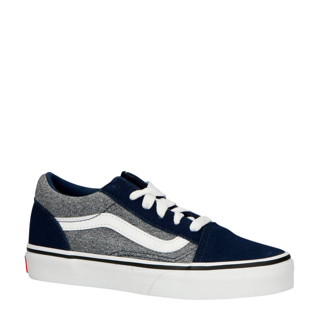 VANS  Old Skool sneakers blauw, Blauw