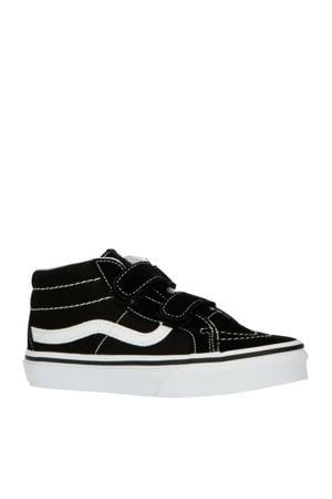 SK8-Mid Reissue V  sneakers zwart/wit