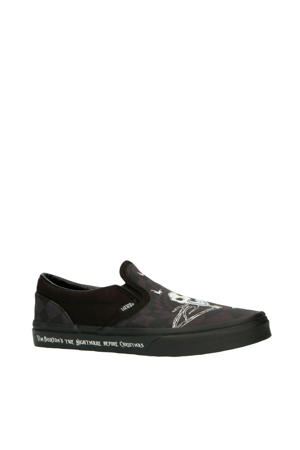 Classic Slip-On The Nightmare Before Christmas sneakers zwart/wit
