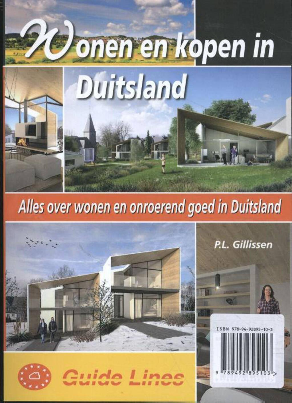 Wonen en kopen in: Wonen en kopen in Duitsland - Peter Gillissen