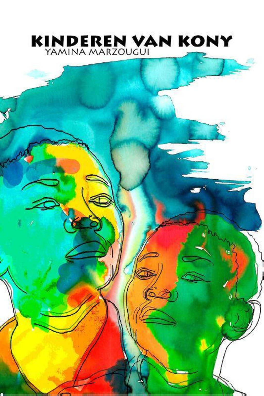 Kinderen van Kony - Yamina Marzougui