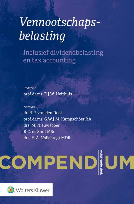 Compendium Vennootschapsbelasting - R.P. van den Dool