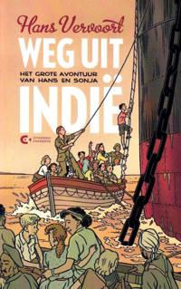 Weg uit Indië - Hans Vervoort