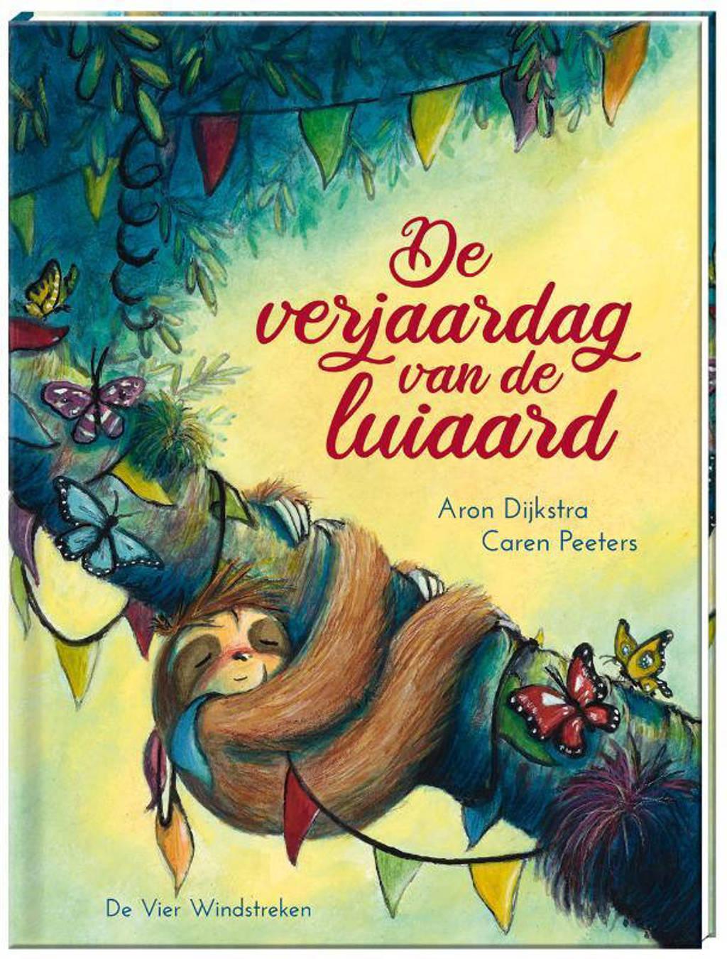 De verjaardag van de luiaard - Caren Peeters