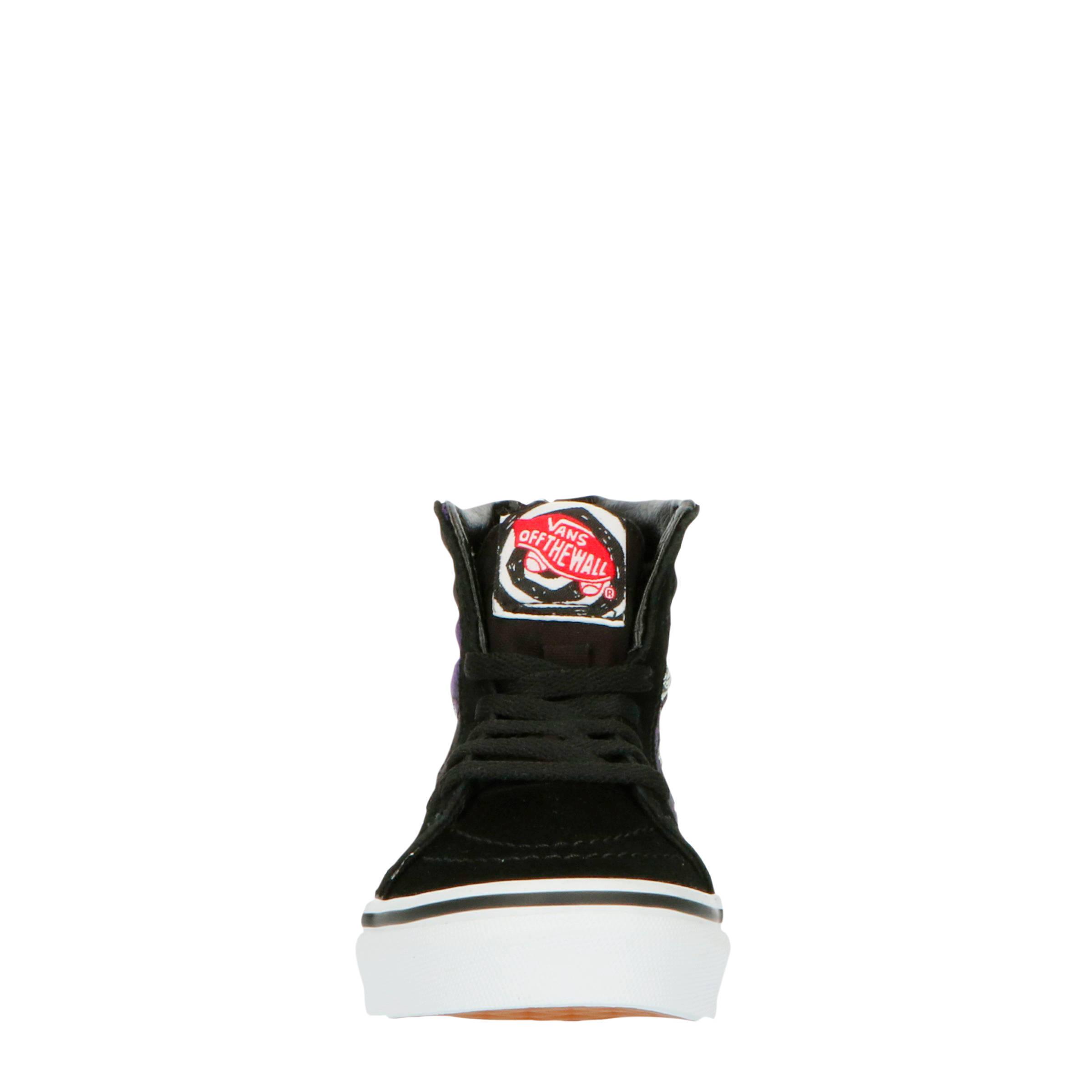 VANS Sk8 Hi Zip The Nightmare Before Christmas sneakers